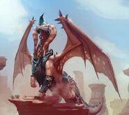 Dragon helio armor
