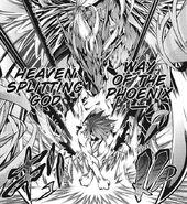 Heaven Splitting God