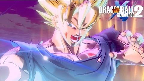 Dragon Ball XENOVERSE 2 - Announcement Trailer PS4, XB1, PC