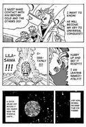 Dragon Ball AF Chapter 1 Toyotaro Fisshi page