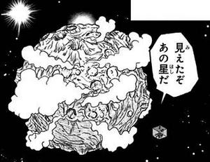 Nameless Planet manga.png
