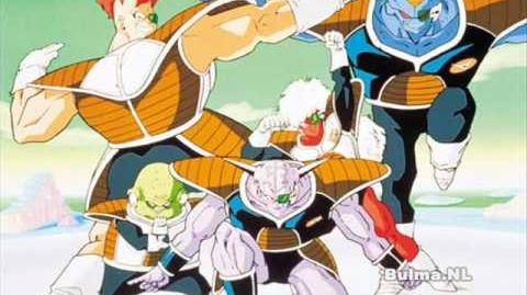 Take the Stage!! Ginyu Special-Squad!!