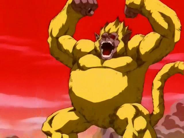 golden monkey dragon ball