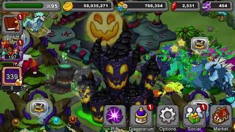 DragonVale Halloween 2017 Explainer Video