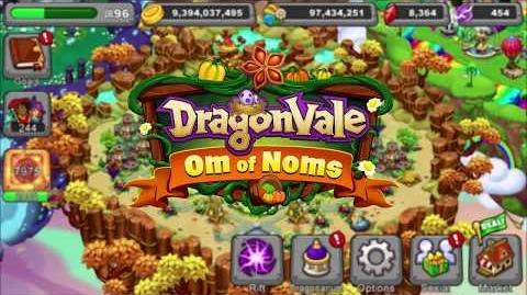 DragonVale Om of Noms 2017 Game Play Preview