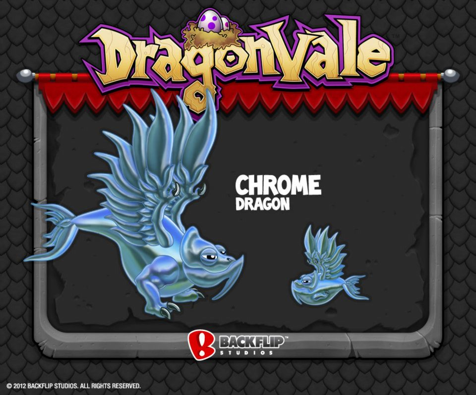 Chrome Dragon