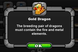 Gold dragon dragonvale wiki race how to breed a gold dragonvale dragon