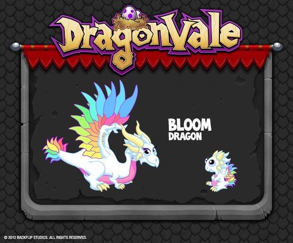 Bloom Dragon