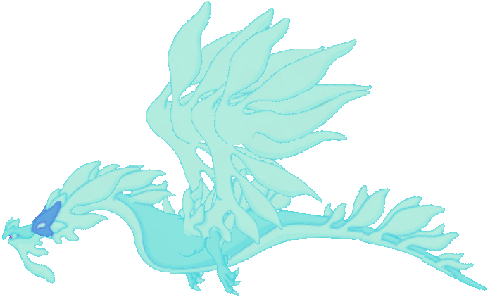Ghostly Ghost Dragon