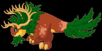 Conifer Dragon