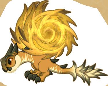 Tumblethorn Dragon