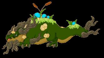 Bog Dragon