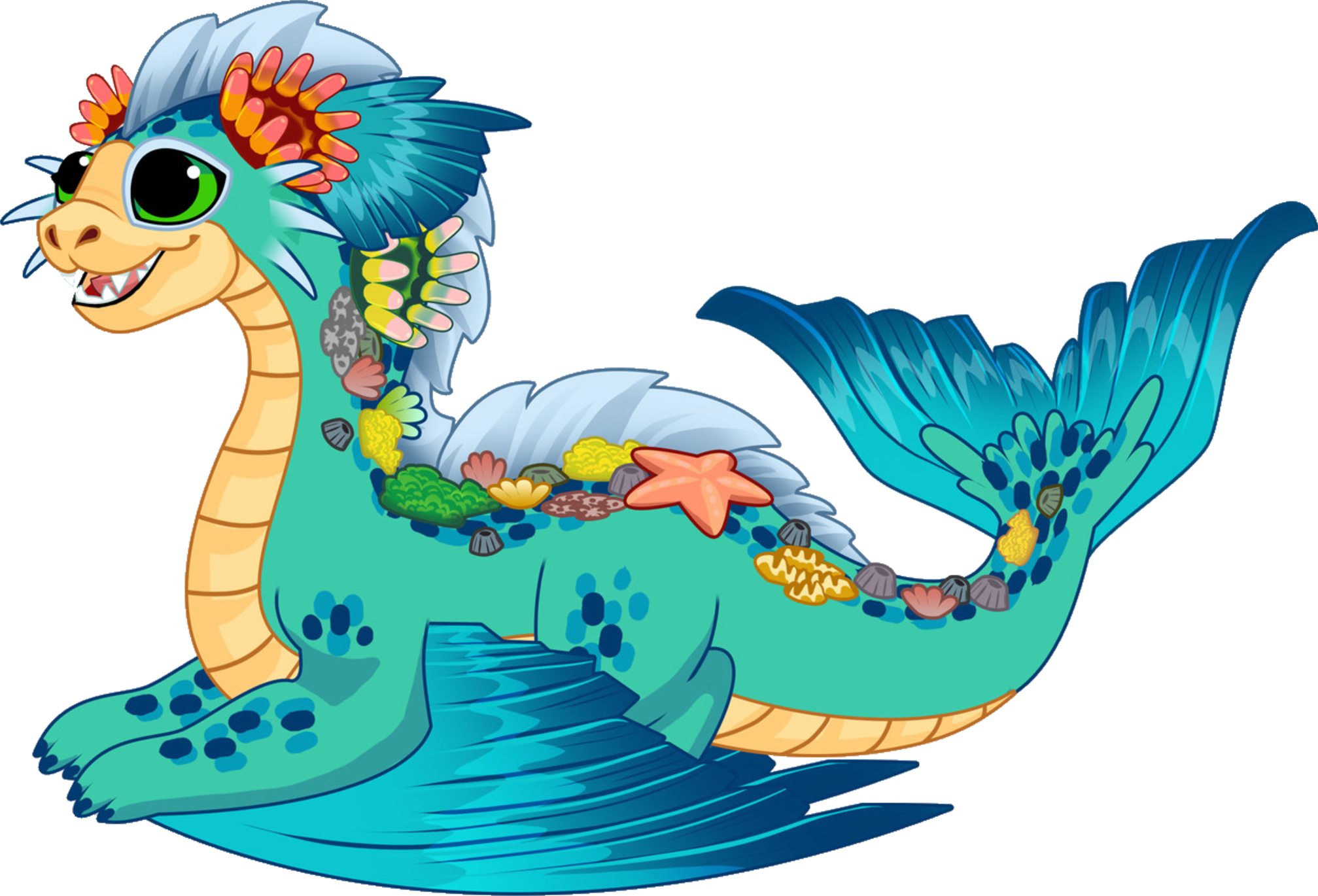 Tidepool Dragon