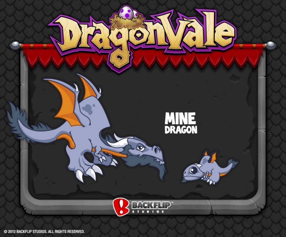 Mine Dragon