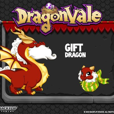 Gift Dragon