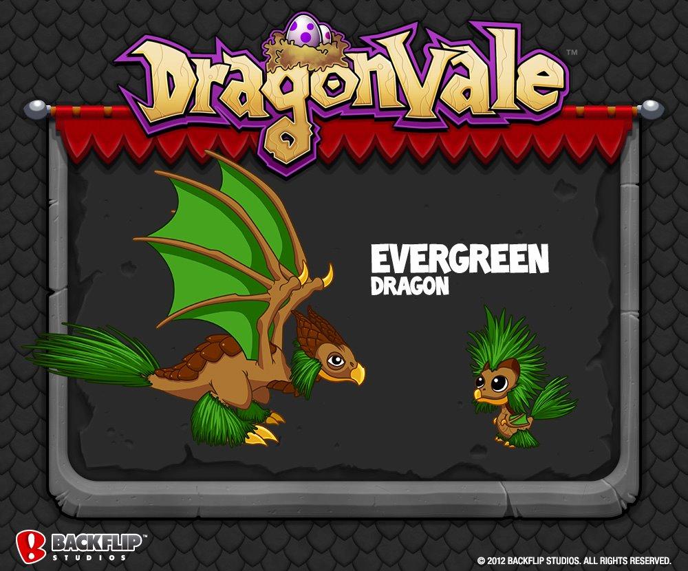 Evergreen Dragon