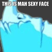 Mah sexy face
