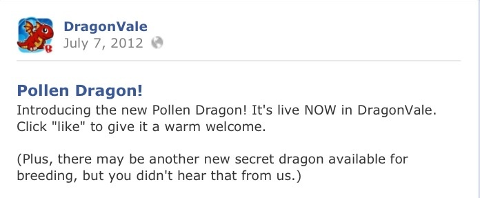 Pollen Dragon