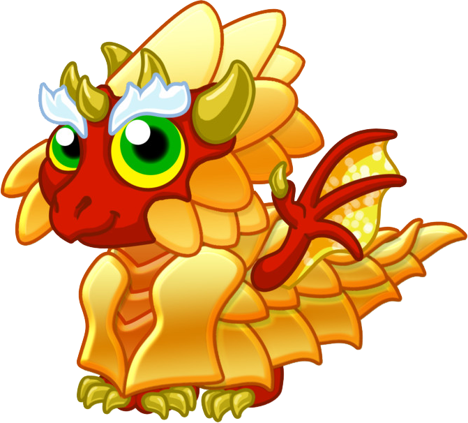 Dragonvale gold dragon youtube cartoon organon paragraph 3