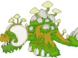 Moss Dragon
