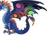Tebori Dragon