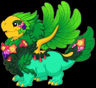 Garland Dragon