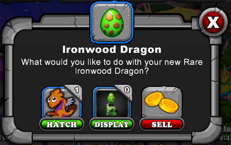 Ironwood Dragon