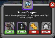 TroveDragonHatch