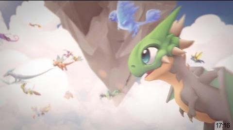 DragonVale World - Flight of the Dragons