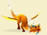 Foxglow Dragon