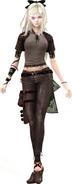 DD3 Zero DLC Outfit - Manah