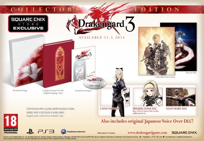 Drakengard 3 European Release - Collector's Edition.png