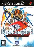 Drakengard - EU box art
