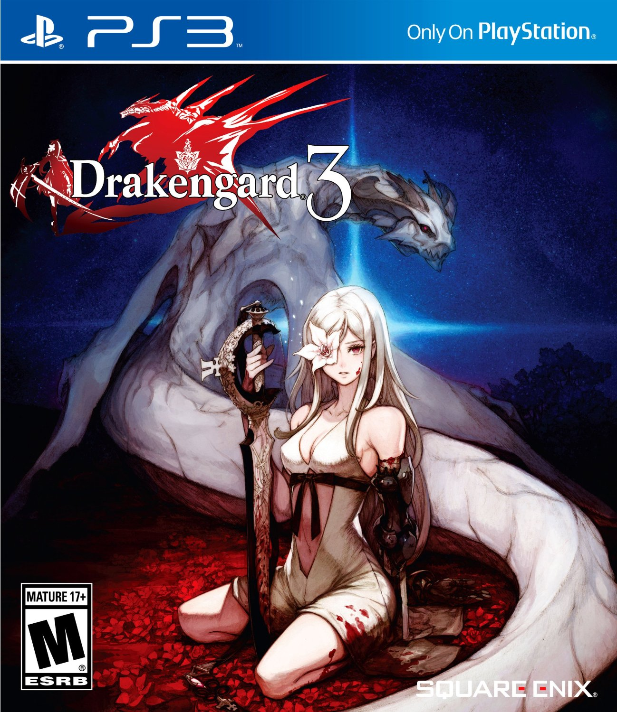 Drakengard 3 - US Standard Box Art2.png
