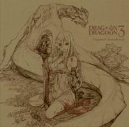 DRAG-ON DRAGOON 3 Original Soundtrack - Cover Art