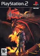 Drakengard - PAL Box Art