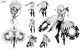 Octa's concept art