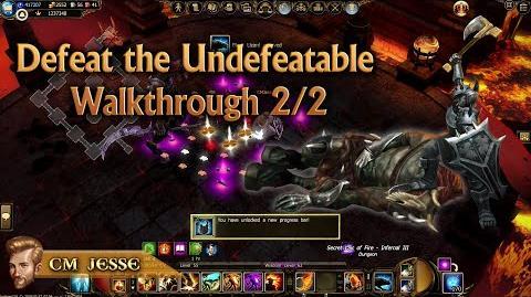 Drakensang Online Defeat the Undefeatable Walkthrough 2 2 CC