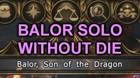 Балор - сын Дракона
