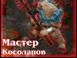 Мастер Косолапов