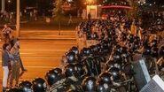 Протесты в Беларуси. Нелюди из ОМОН избивают митингующих. Видео очевидцев.