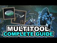 Multitool, Glowing Cave & Jewel of the Ingredient Hunter - Drakensang Online