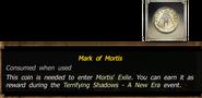 Mark of Mortis