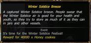 Winter Solstice Breeze