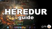 PW HEREDUR A guide from Painful to Infernal III-2