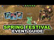Spring Festival (Easter) event guide - Drakensang Online