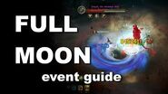 FULL MOON Event guide for Drakensang Online