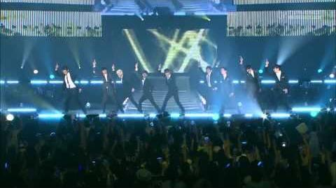 121125 2PM & 2AM JYP Nation - Oneday