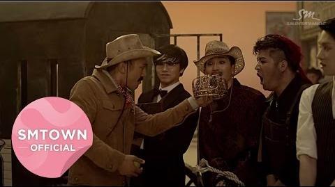 Super Junior - MAMACITA (Drama Ver)