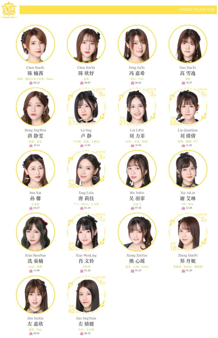 Team NIII